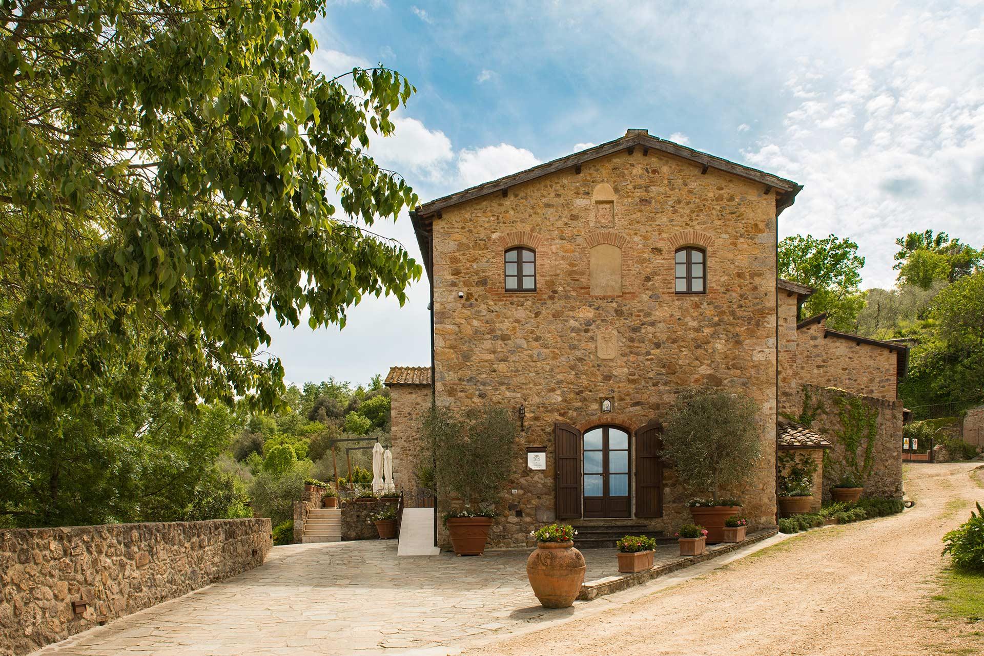 Relais Tuscany Stigliano