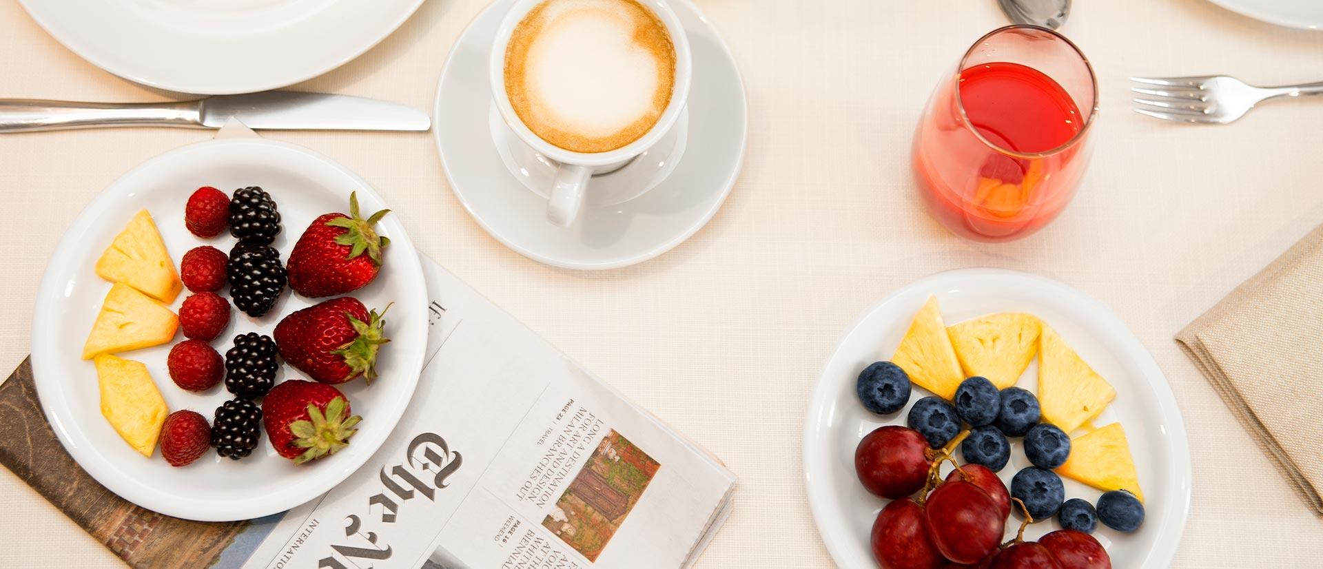 Breakfast Le Macine di Stigliano