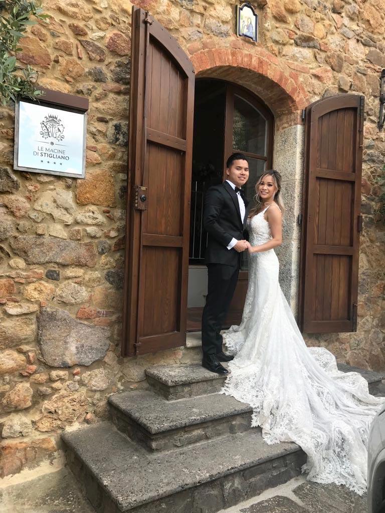 Wedding in Stigliano